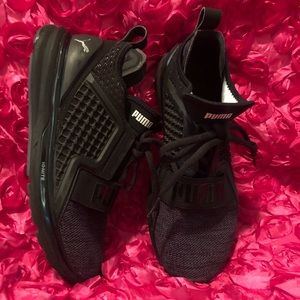 Puma kids  IGNITE Limitless Knit shoe